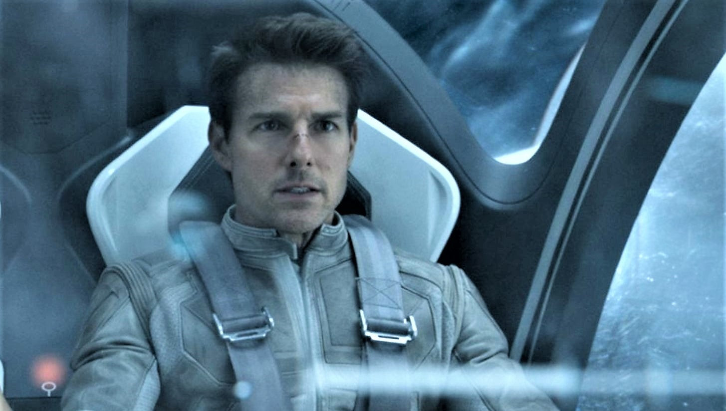 SpaceX will launch Tom Cruise aboard Crew Dragon to the Space Station this year