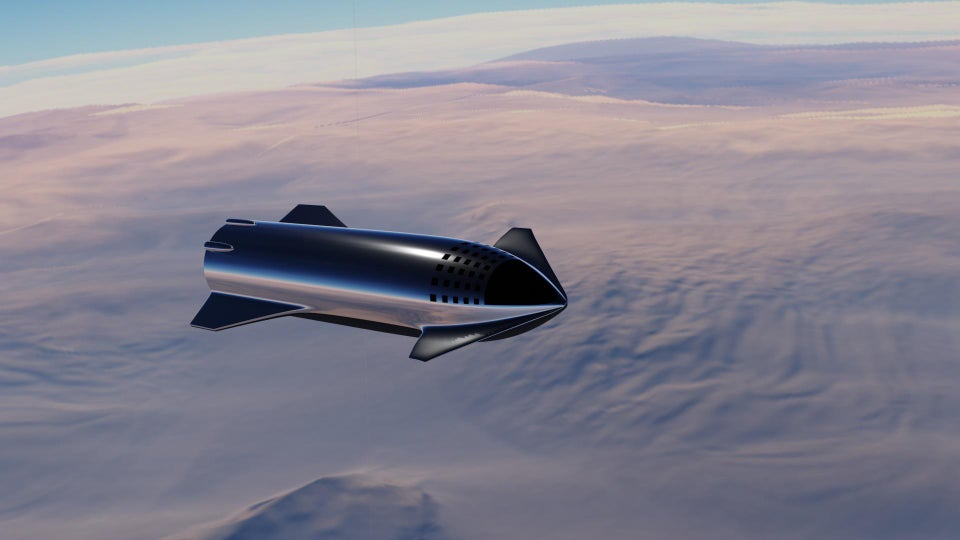 SpaceX submits a request stating a Starship flight may occur within 7 months