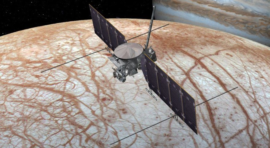 NASA could save about $1.5 billion if they contracted SpaceX Falcon Heavy rocket to launch the Europa Clipper spacecraft to Jupiter