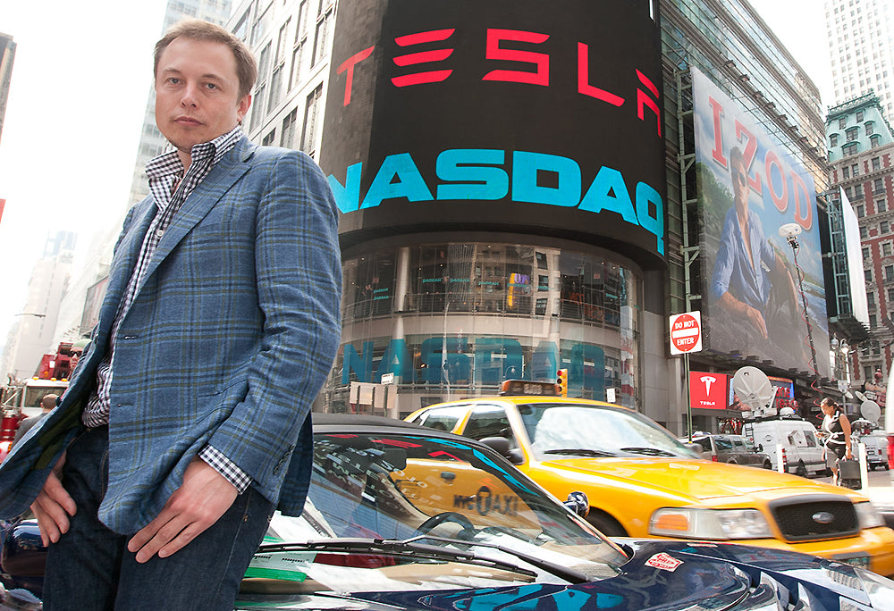 Tesla Market Cap Surpassed $250B As Institutional's Big Money Dives In