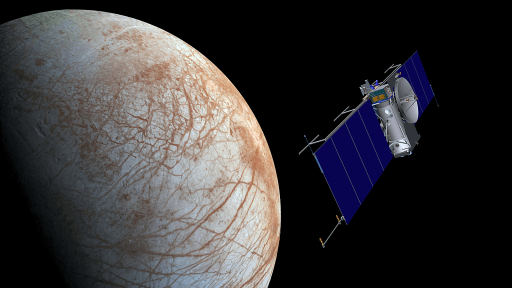 NASA may have the option to select SpaceX for a mission to Jupiter's Europa moon