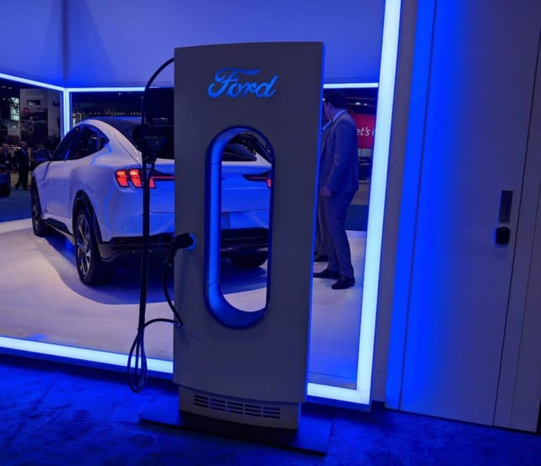 Tesla Supercharger Designer Speaks Out About Ford's 'Fastor Charge' Network