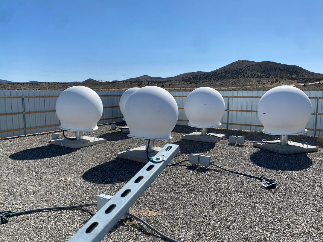 SpaceX Starlink Gateway Stations Found In The United States & Abroad