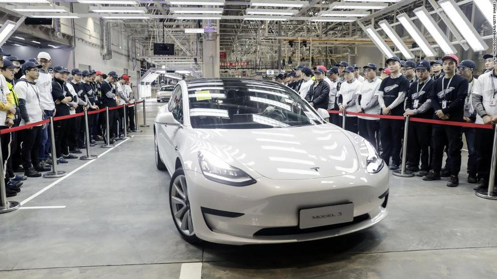 Tesla China New Car Registrations in May Spike 150% Month to Month