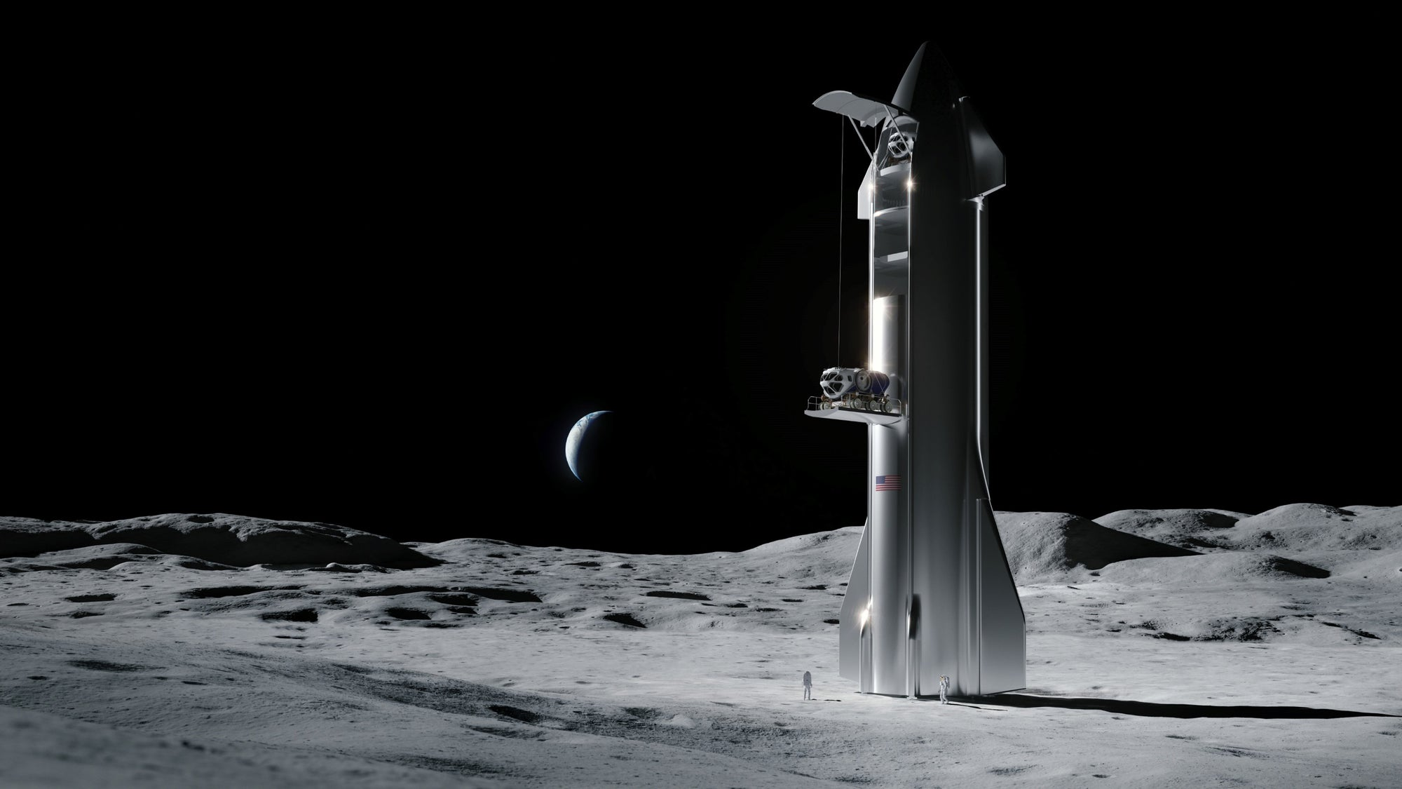 SpaceX releases a Starship 'User Guide' offering insight into its future capabilities