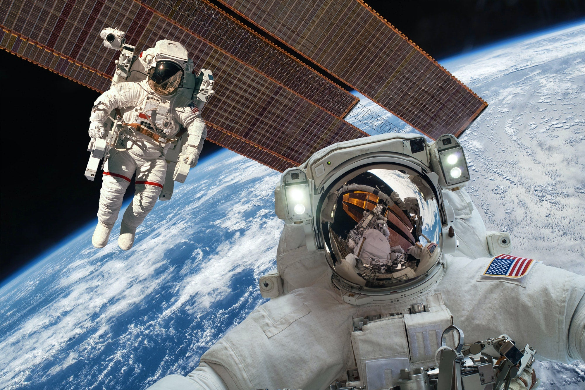 NASA Astronauts will conduct a 7-hour Spacewalk Thursday -Watch It Live!