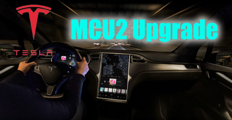 Tesla MCU2 Infotainment Upgrade is now available for $2,500