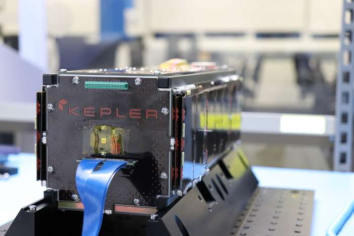 SpaceX was selected by Kepler Communications to launch a nanosatellite internet constellation