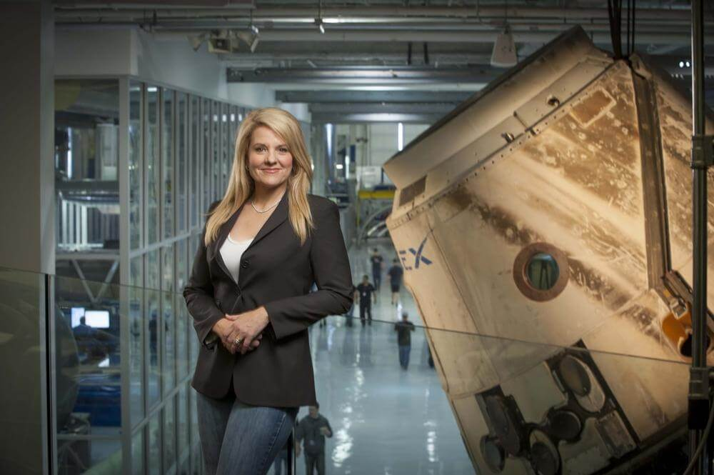 Time features SpaceX President Gwynne Shotwell as one of the '100 Most Influential People of 2020'