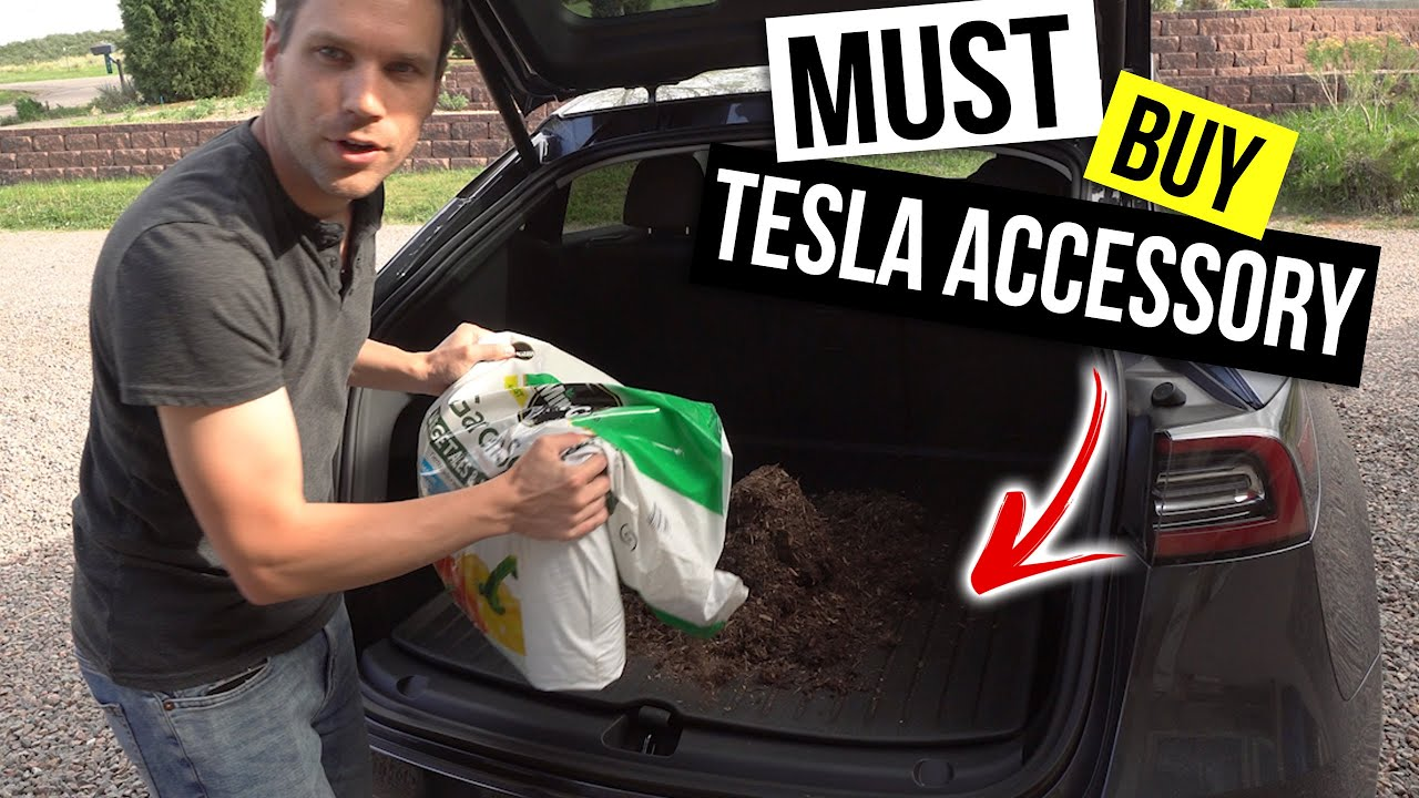 Tesla-model-y-floor-mats-review