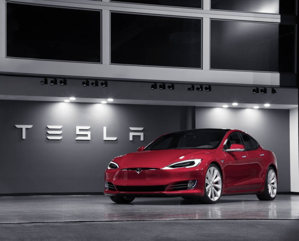 New Street Research Raised Tesla TSLA Price Target to $1100 on Game-Changing Gross Margin