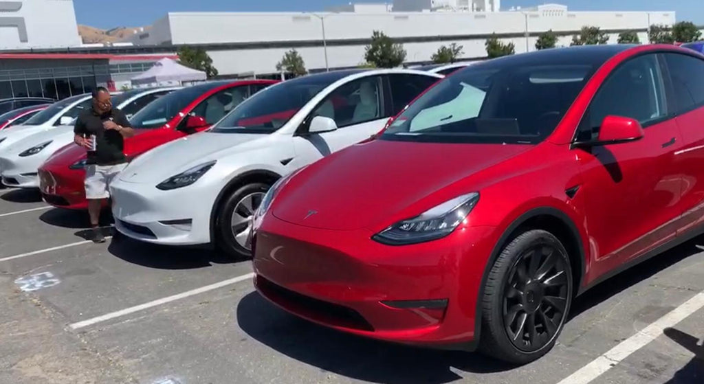 Tesla TSLA Price Target Raised To $2,322 By Piper Sandler