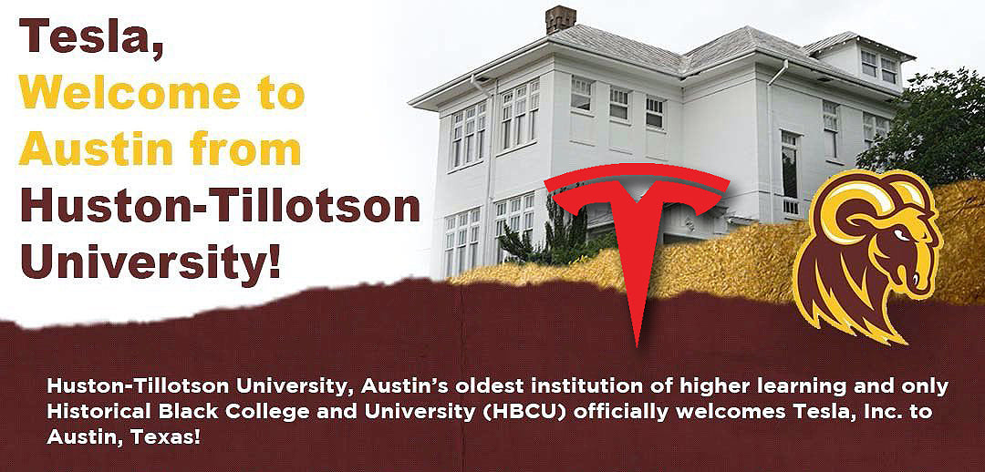 Giga Texas Update: Tesla Teams Up With Huston-Tillotson University For Talent Pipelines