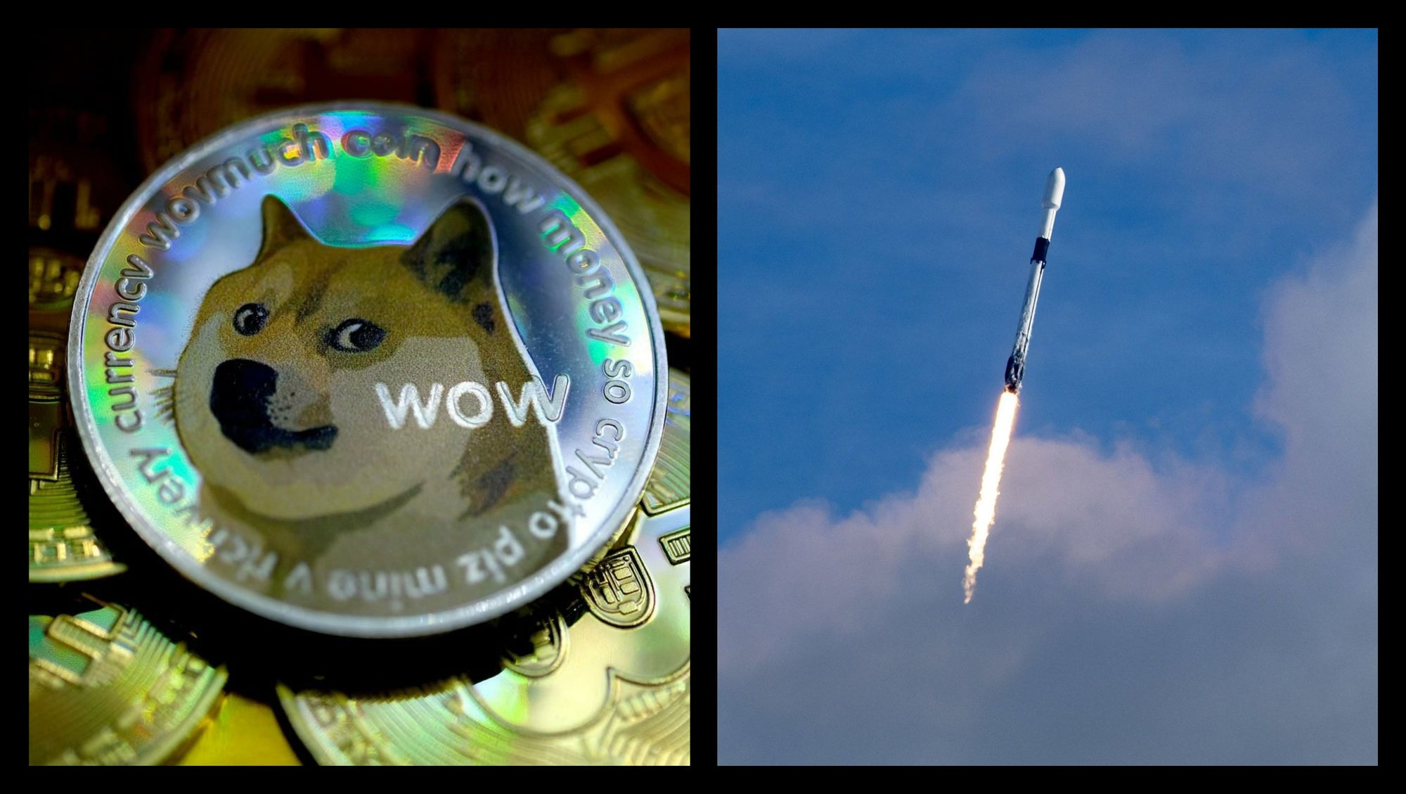 SpaceX Will Launch Geometric Energy Corporation's DOGE-1 Mission To The Moon, Paid Entirely With Dogecoin!