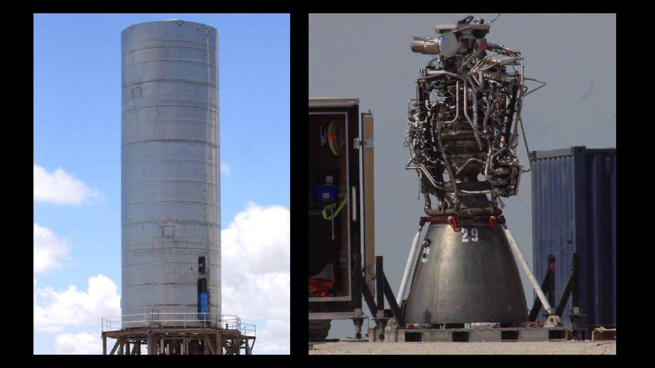 Next Starship set to fly at SpaceX Boca Chica is about to get a Raptor engine!