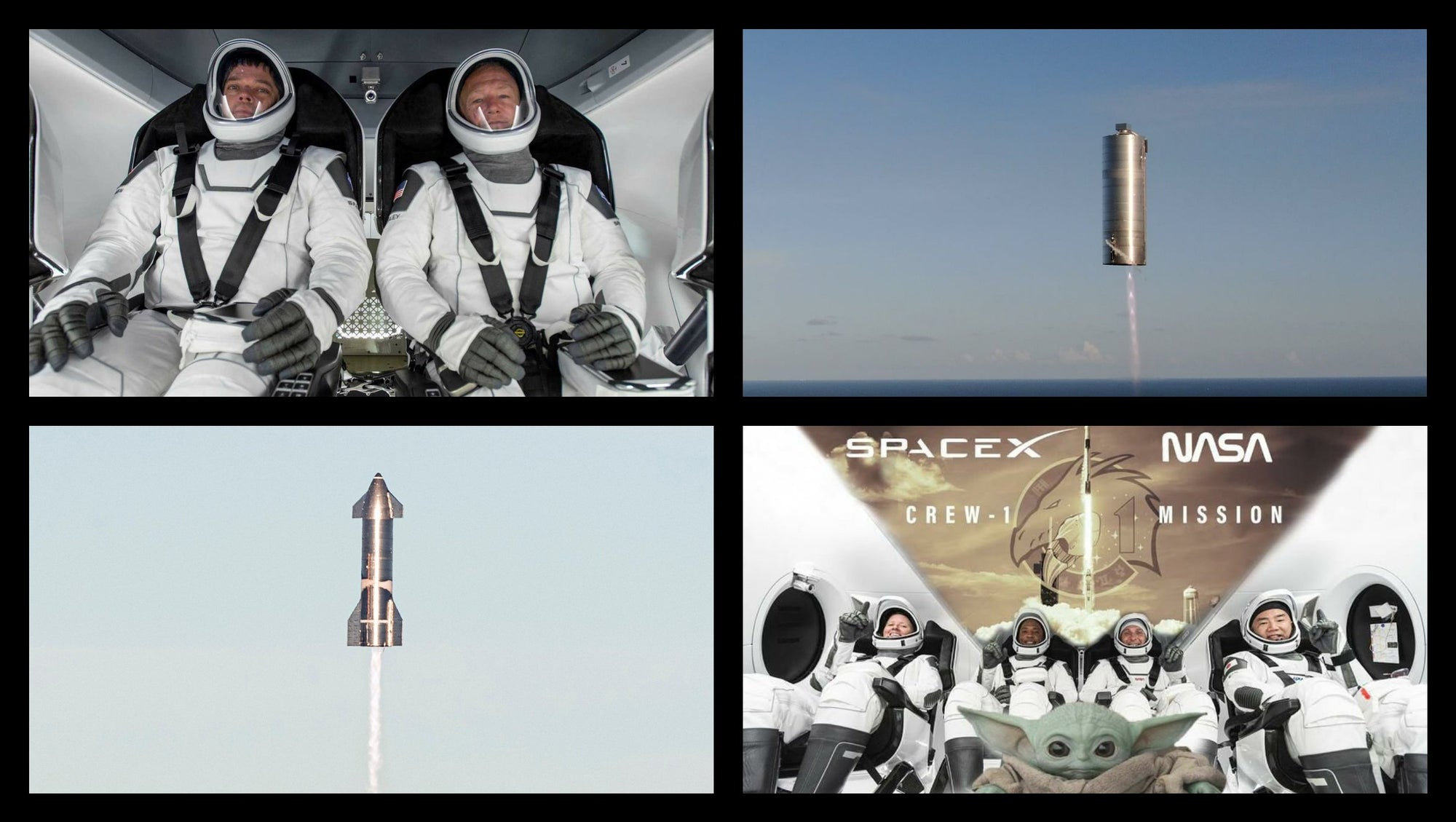 Let's look back at SpaceX's greatest accomplishments of 2020!