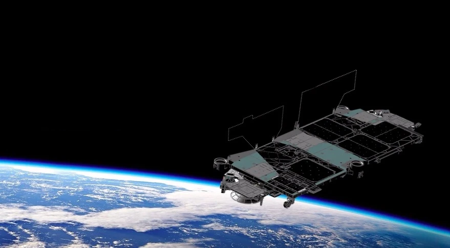 SpaceX sets new date for tenth Starlink mission -all satellites will feature a Visor