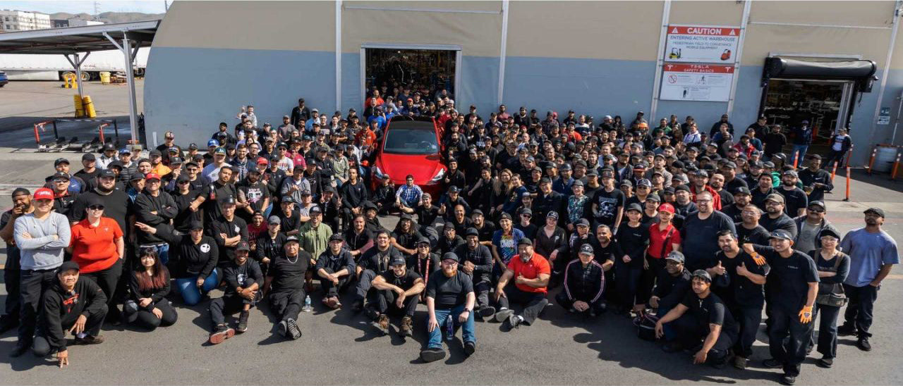 Tesla Employees Received Congrats Email From Elon Musk Before Q2 Delivery Number