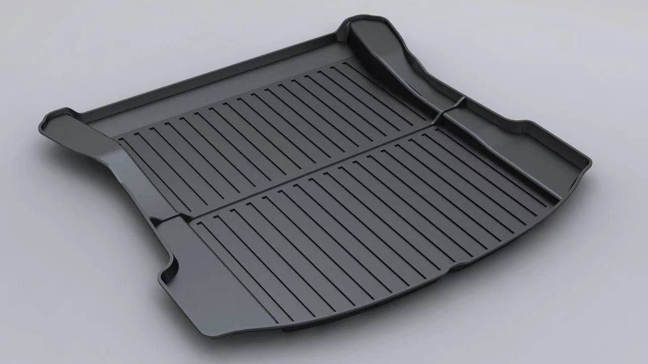 2021 Tesla Model 3 Rear Trunk Mat