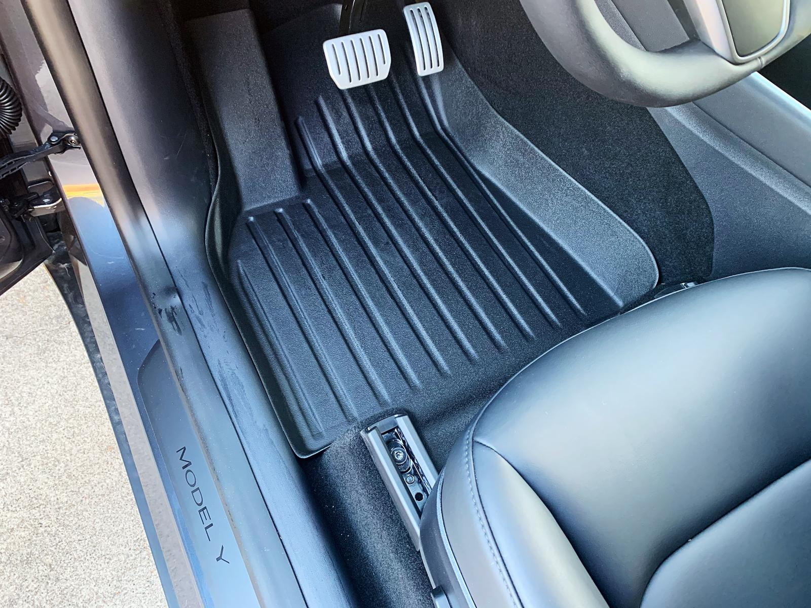 Tesla Model Y Floor Mat (Driver Side)