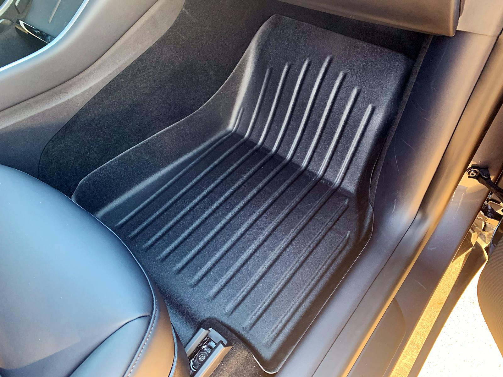 Tesla Model Y Floor Mat (Passenger Side)