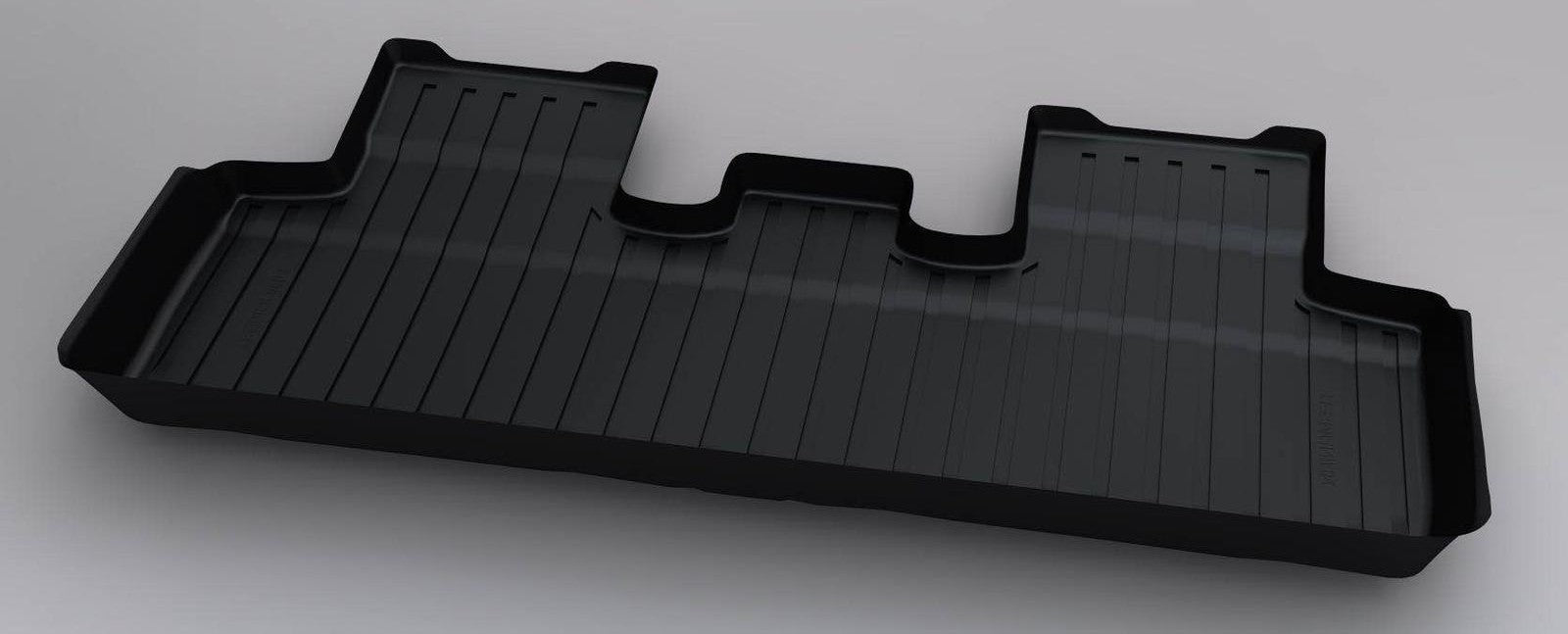 Tesla Model Y Floor Mats (Rear Seat)