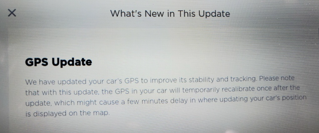 Tesla-2020-20-5-release-notes-gps-update