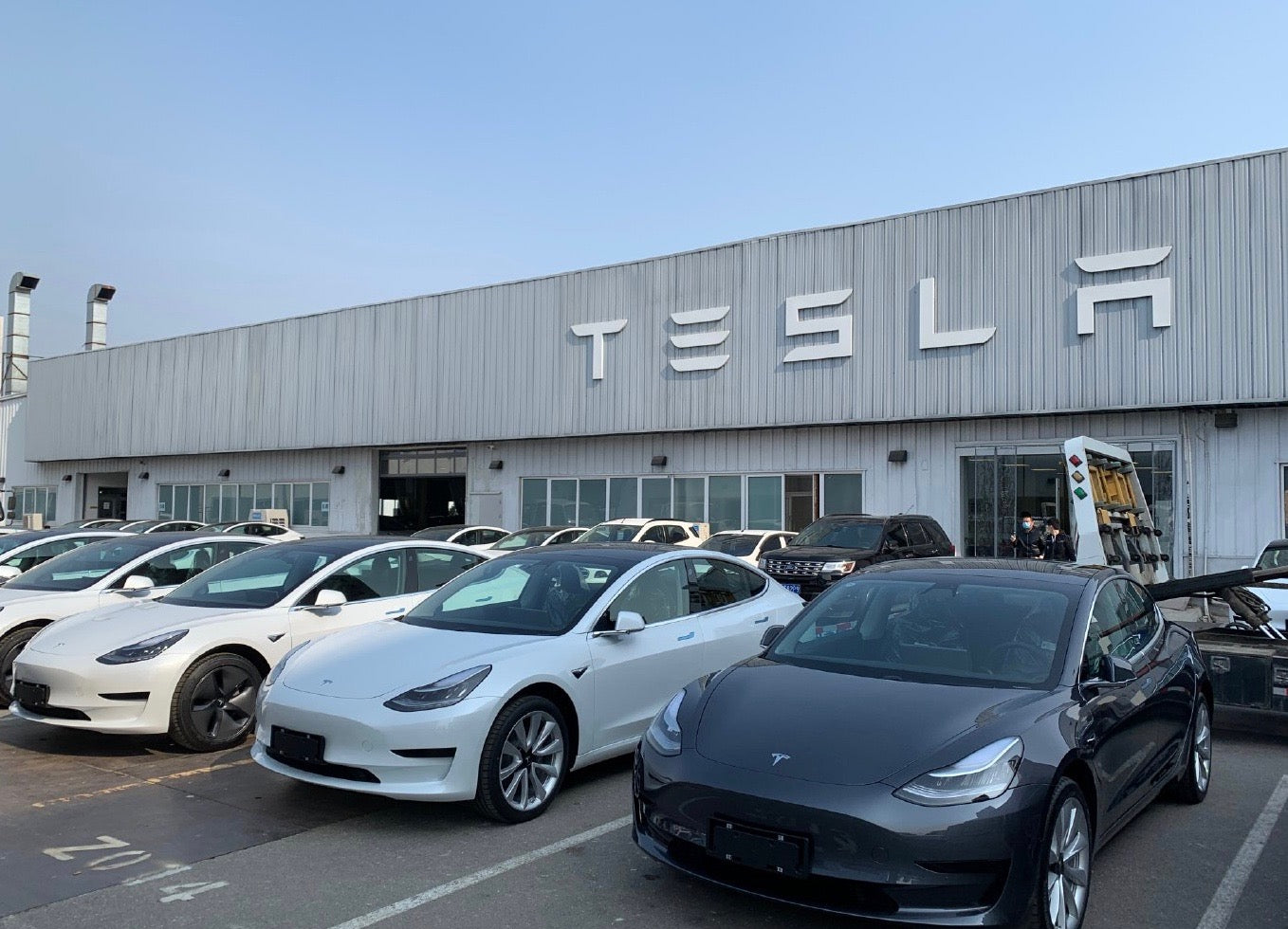 Tesla-China-Delivery-Center-MIC-Model-3-Demand-1