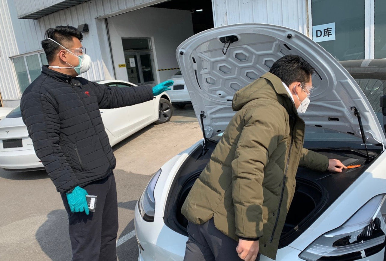 Tesla China Delivery Centers In Full Throttle Amid Increased MIC Model 3 Demand 2