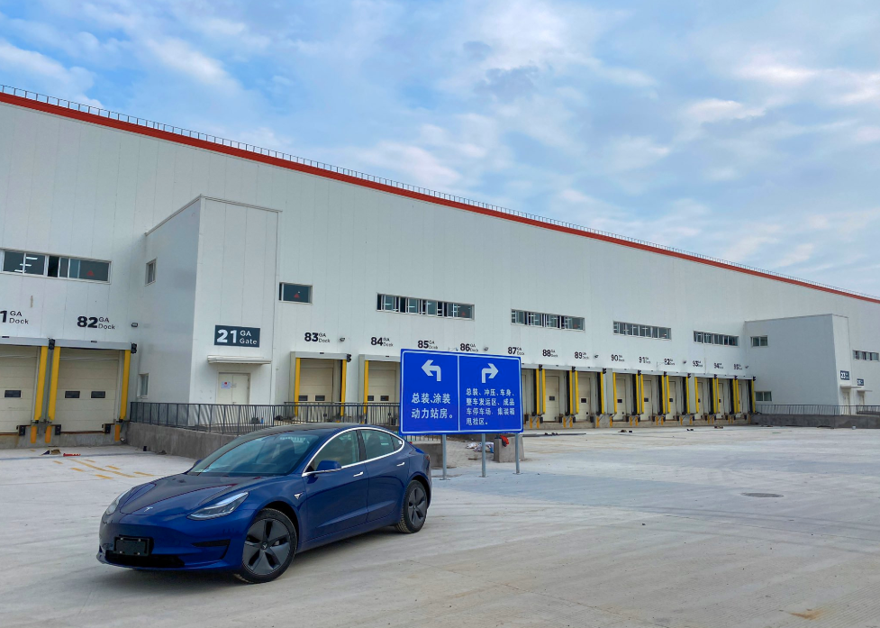 Tesla-China-Gigafactory-3