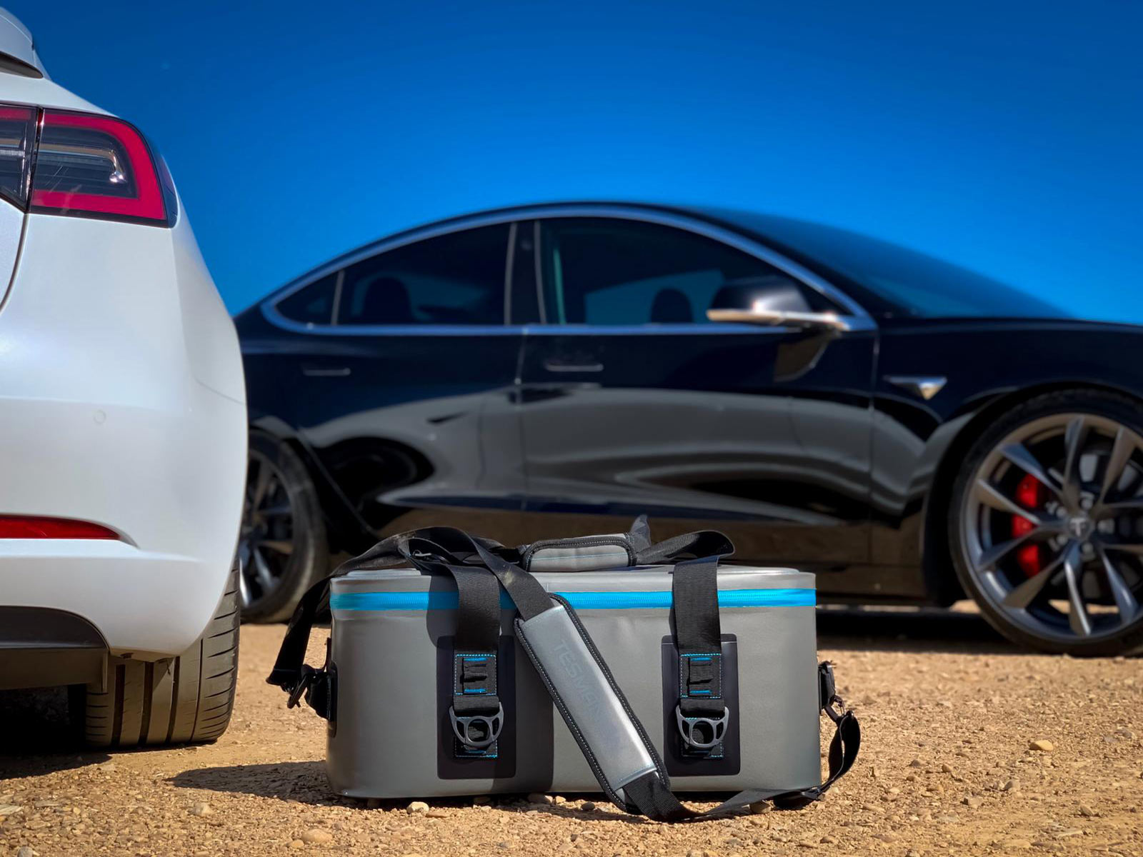 Tesla Model 3 Soft Cooler