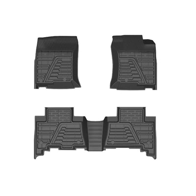2013-2021 Toyota 4Runner Floor Mats - Back