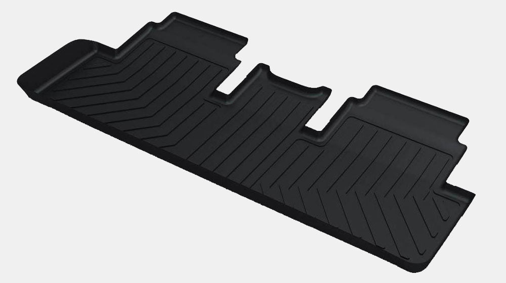 2018-2020 Tesla Model 3 Rear Seat Floor Mat