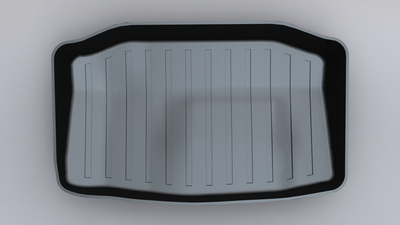 2021 Tesla Model 3 Rear Trunk Well Storage Mat Cargo Liner