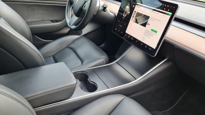 Tesla Model Y Center Console Covers