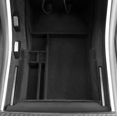 2020 Tesla Model Y Center Console Tray Organizer - 4