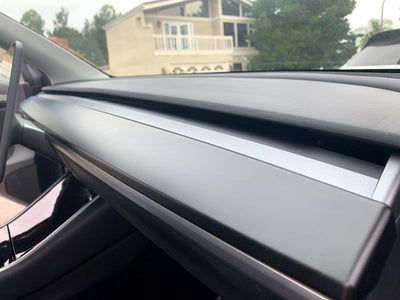 Tesla Model Y Dashboard Cap Cover - 2