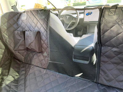 Pets Dog Seat Cover for Ford Mustang Mach-E - 2