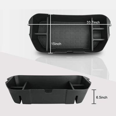 Tesla Model Y Front Trunk Storage Organizer Box - 2