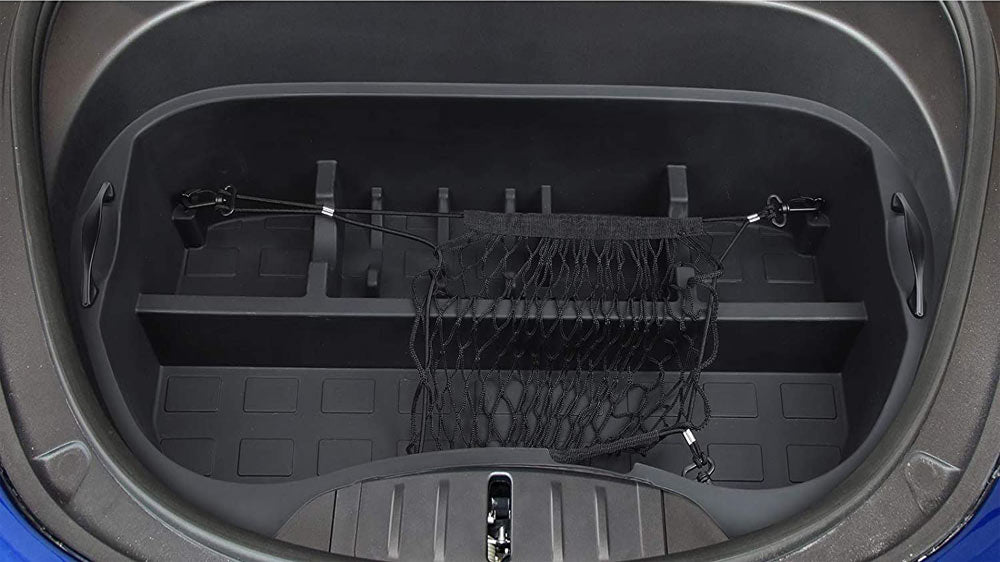 2021 Tesla Model 3 Front Trunk Storage Organizer Box