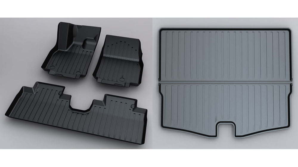 Ford Mustang Mach-E Floor Mats Full Set