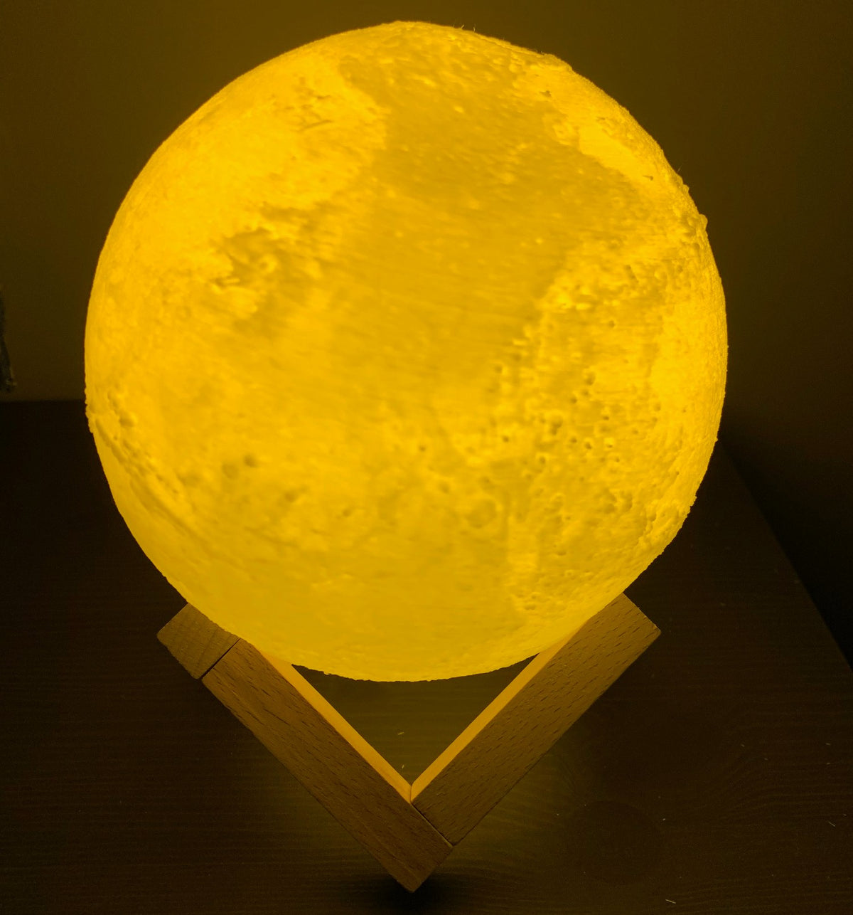 Mars Lamp - Light Yellow