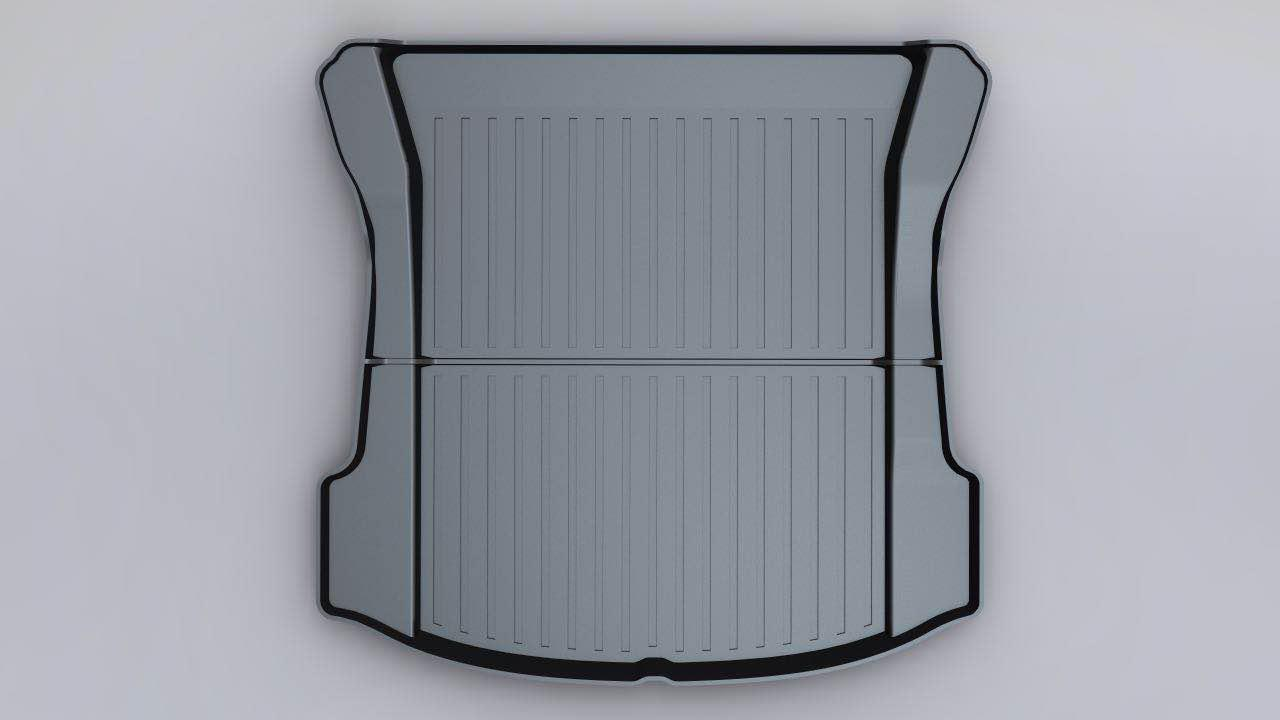 Tesla Model 3 Rear Trunk Mat Cargo Liner - Version 2