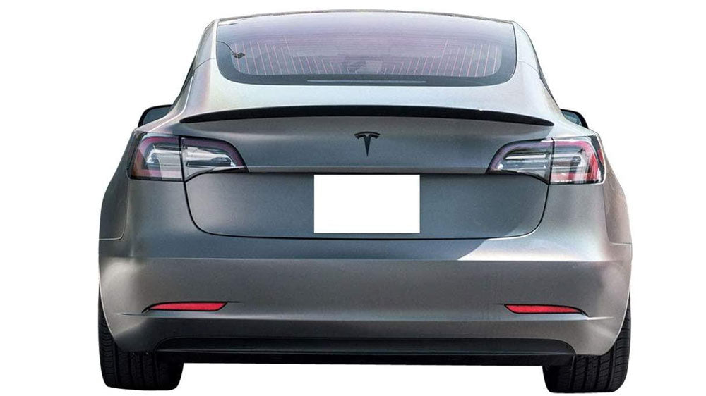 Tesla Model 3 Rear Trunk Spoiler