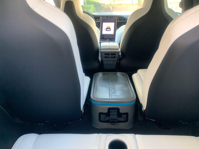 Soft Cooler for Tesla Model X