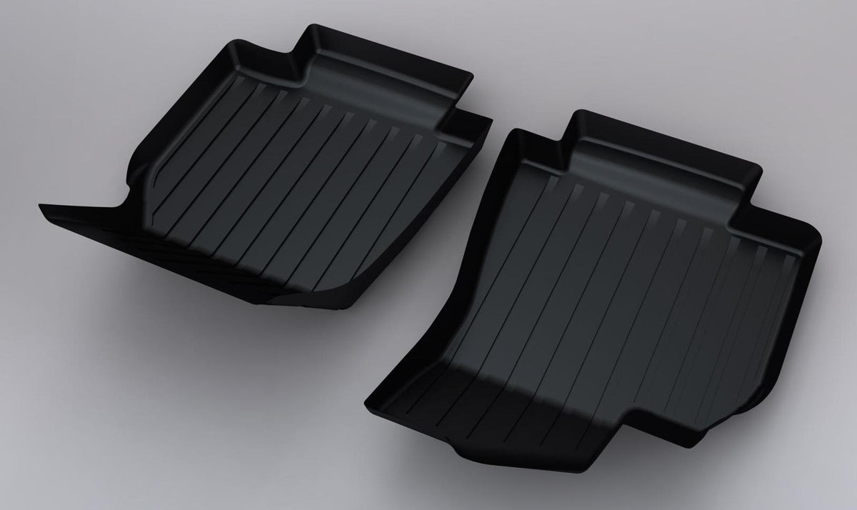 Tesla Model Y Floor Mats (Driver and Passenger sides)