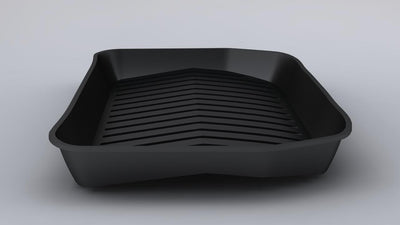 Tesla Model Y Front Trunk Mat Frunk Liner - side