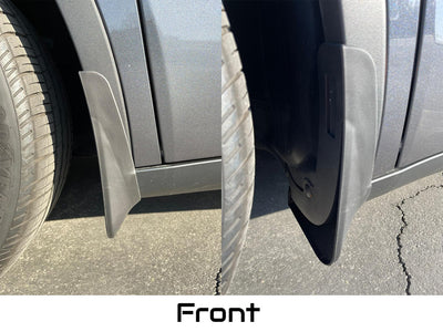 Tesla Model Y Mud Flaps Splash Guards - Front