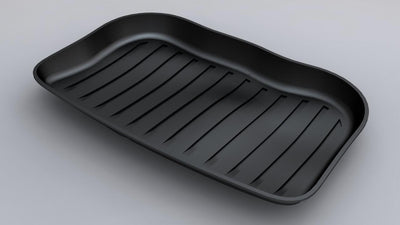 Tesla Model Y Rear Trunk Well Mat