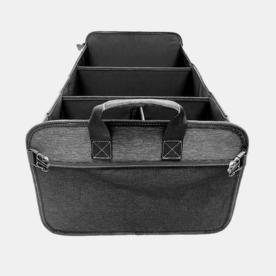 Tesla Model S Rear Trunk Organizer - 7